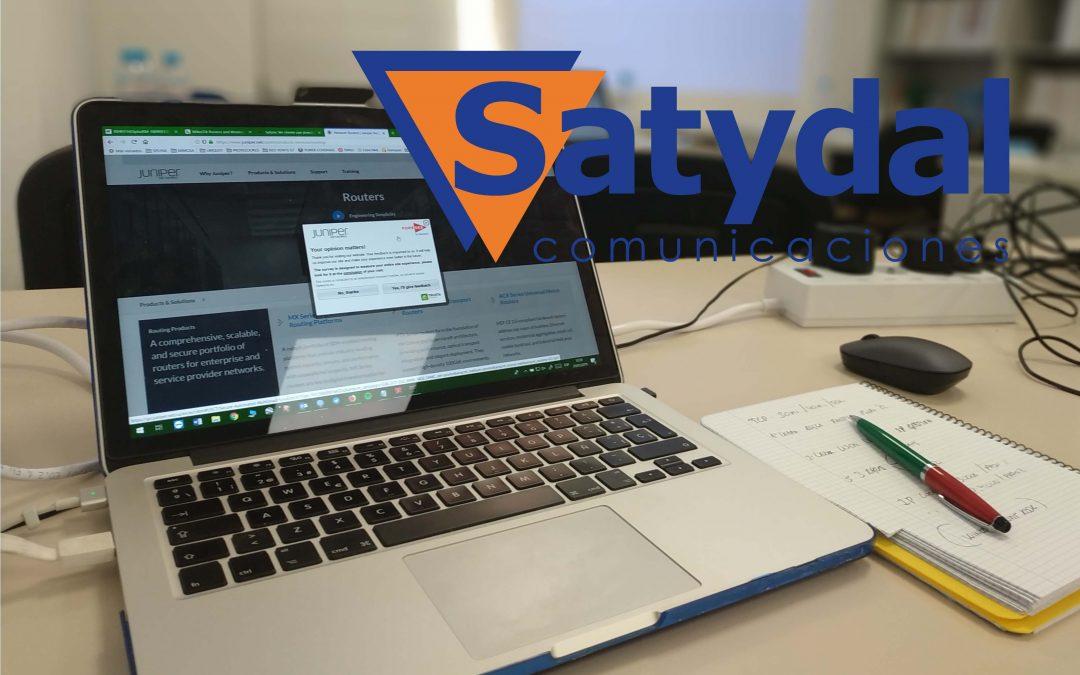 Curso Mikrotik-Satydal  Certificación MTCNA